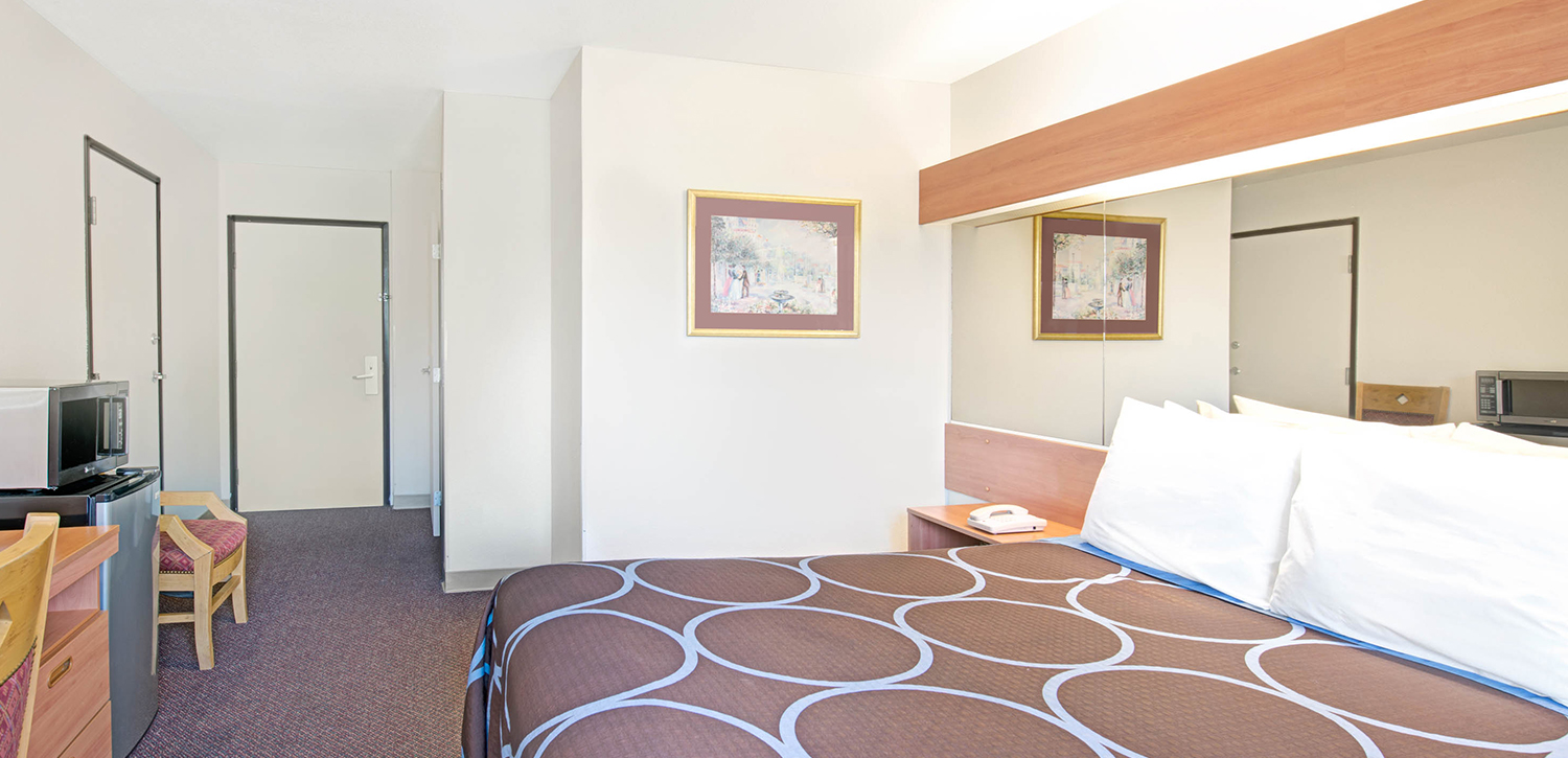 Our Comfortable Guest Rooms Are Well-appointed Yet Affordable